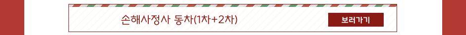 손해사정사 동차(1차+2차)